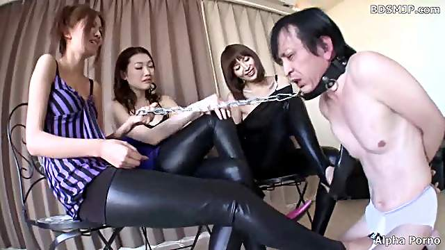 face slap femdom foot worship shoes slave