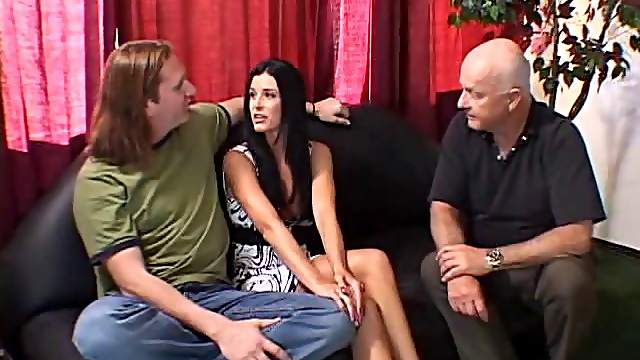 Black-haired wife getting dicked by someone else mercilessly