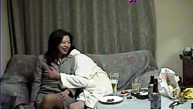 Korean MILF Gets Fucked