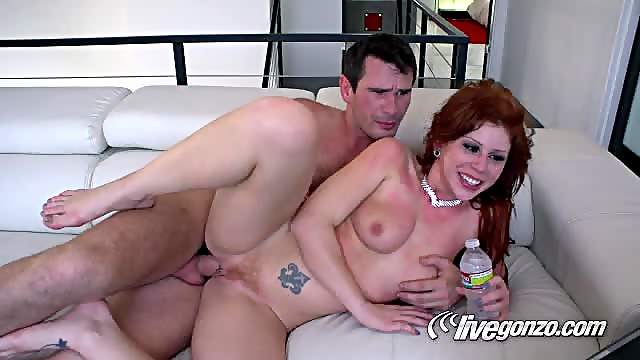 Cock Gobbling Whore Brooklyn Lee & Manuel Ferrara Hardcore