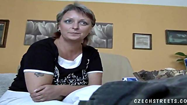 Slovak teacher gets fucked hot