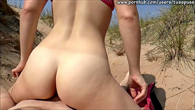 Swedish sex on nude beach compilation