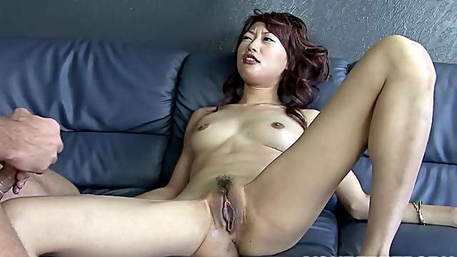 Asian Milf Screaming Out Loud