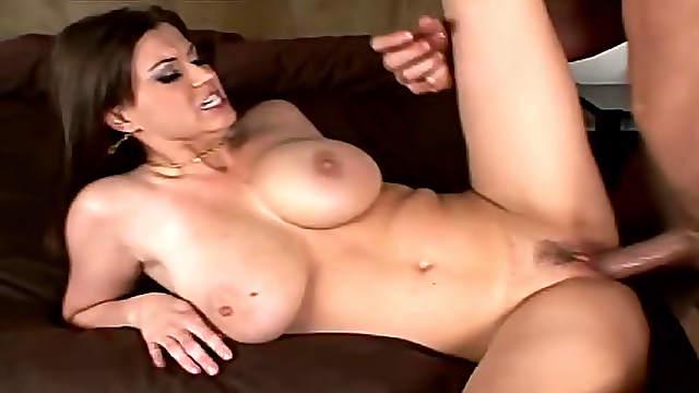 Voluptuous big breasted girl hardcore sex