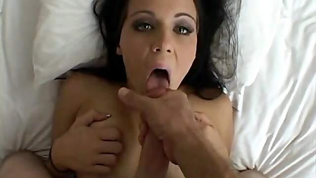 Beautiful doll fucked in POV